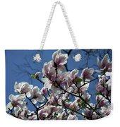 Magnolia Twig Weekender Tote Bag