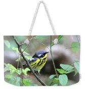 Magnolia Warbler - Bird Weekender Tote Bag