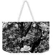 Magnolias In White Weekender Tote Bag