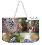 Magnum  Weekender Tote Bag