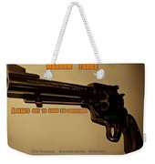Magnum Force Custom Weekender Tote Bag by Movie Poster Prints
