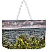Mahanoy Mountain  Weekender Tote Bag