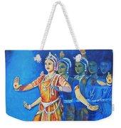 Mahishaasura Mardini Weekender Tote Bag