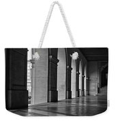 Main Building Arches University Of Texas Bw Weekender Tote Bag