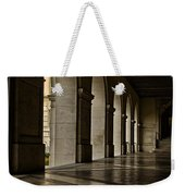 Main Building Arches University Of Texas Weekender Tote Bag