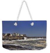 Main Coastline Weekender Tote Bag by Joann Vitali