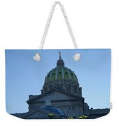 Main Dome Of The State Capital Weekender Tote Bag