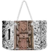 Main Door Huntly Castle - 7 Weekender Tote Bag