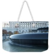 Main Fountain State Capital Weekender Tote Bag