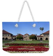 Main Quad Stanford California Weekender Tote Bag