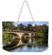 Main St Bridge Weekender Tote Bag