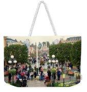 Main Street Disneyland 02 Weekender Tote Bag