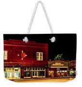 Main Street East Bernard Weekender Tote Bag