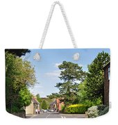 Main Street -ticknall Village Weekender Tote Bag