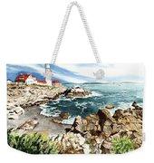 Maine Attraction Weekender Tote Bag