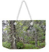 Maine Forest Weekender Tote Bag