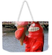Maine Ice Cream Weekender Tote Bag