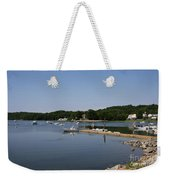 Maine Seascape Weekender Tote Bag
