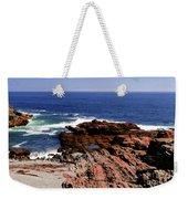 Maine Seascape Weekender Tote Bag