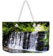 Mainline Waterfall Weekender Tote Bag