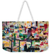 Mainstay And Assurance Of The Righteous 3  Weekender Tote Bag