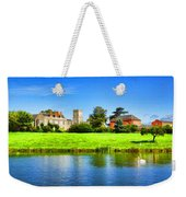 Maisemore Court And Church 2 Weekender Tote Bag