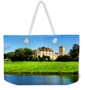 Maisemore Court And Church Weekender Tote Bag