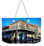 Maison Bourbon - New Orleans Weekender Tote Bag