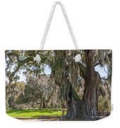 Majestic Live Oak Tree Weekender Tote Bag
