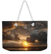 Majestic Sunset Weekender Tote Bag