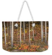 Majestic Autumn In The Grand Tetons Weekender Tote Bag