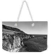 Majestic Coast Weekender Tote Bag by Scott Pellegrin