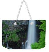 Majestic Kegon Falls Weekender Tote Bag