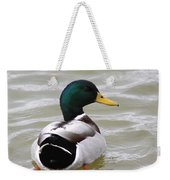 Majestic Mallard - Duck Weekender Tote Bag