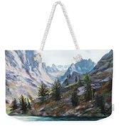 Majestic Montana Weekender Tote Bag