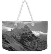 Majestic Peaks Weekender Tote Bag