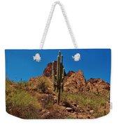Majestic Saguaro Weekender Tote Bag