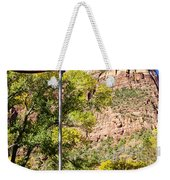Majestic Sight - Zion National Park Weekender Tote Bag