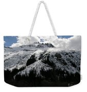 Majestic Skagway Mountaintop Weekender Tote Bag