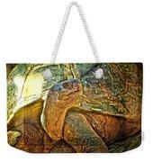 Majestic Tortoise Weekender Tote Bag