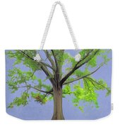 Majestic Tree With Birds Nest Weekender Tote Bag