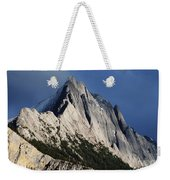 Majesty In The Canadian Rockies Weekender Tote Bag