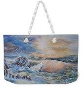 Majesty Of The Seas Weekender Tote Bag
