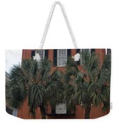 Major Peter Bocquet House Charleston South Carolina Weekender Tote Bag