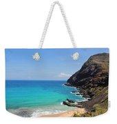Makapu'u Beach  Weekender Tote Bag