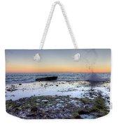 Make A Splash Weekender Tote Bag