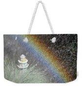 Make Your Own Rainbow Weekender Tote Bag