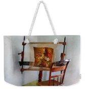 Making A Tapestry Weekender Tote Bag