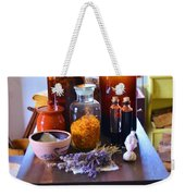 Making Medicine Weekender Tote Bag
