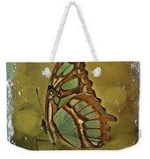 Malachite - Flying Jewel Weekender Tote Bag